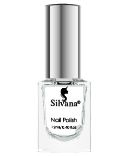 001 Silvana лак для ногтей 12ml 6шт