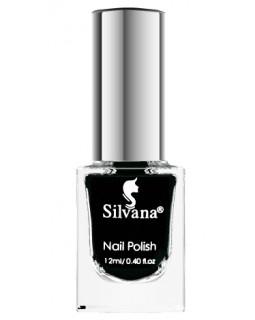 002 Silvana лак для ногтей 12ml 6шт