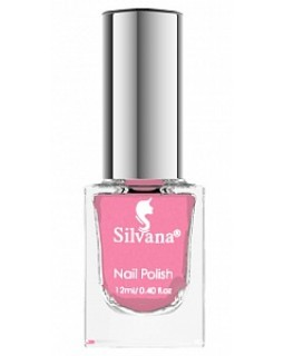 004 Silvana лак для ногтей 12ml 6шт