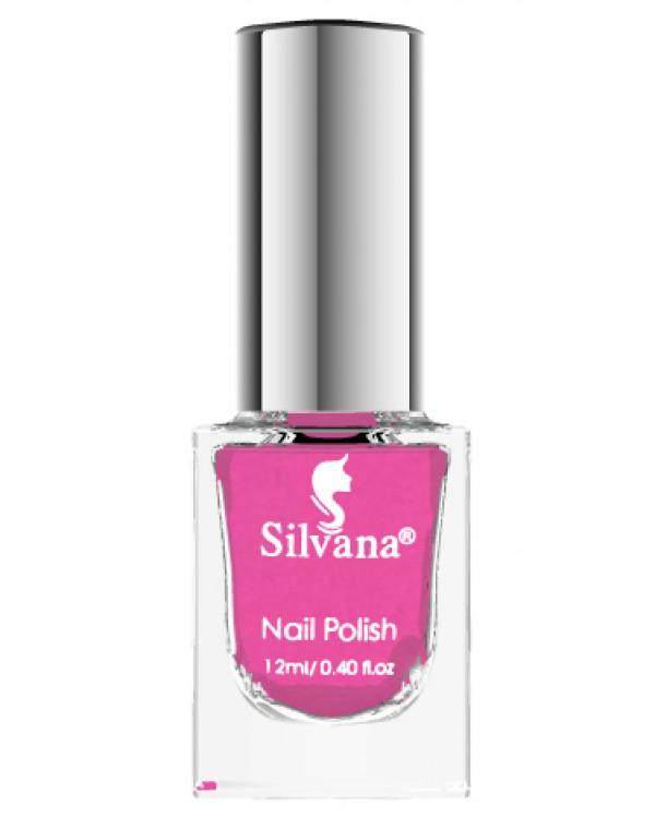 007 Silvana лак для ногтей 12ml 6шт