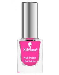 008 Silvana лак для ногтей 12ml 6шт