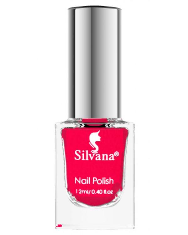 010 Silvana лак для ногтей 12ml 6шт