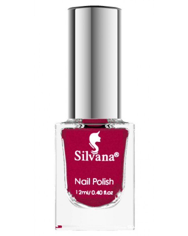 012 Silvana лак для ногтей 12ml 6шт