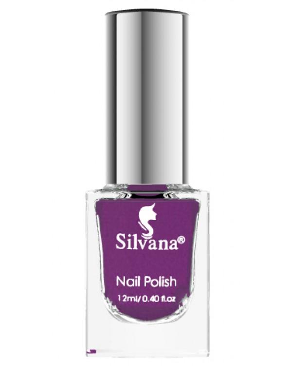 015 Silvana лак для ногтей 12ml 6шт