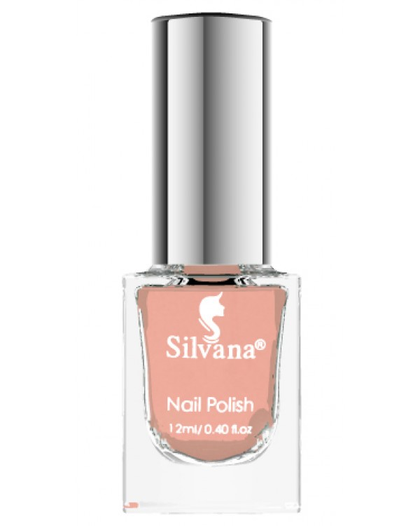 016 Silvana лак для ногтей 12ml 6шт