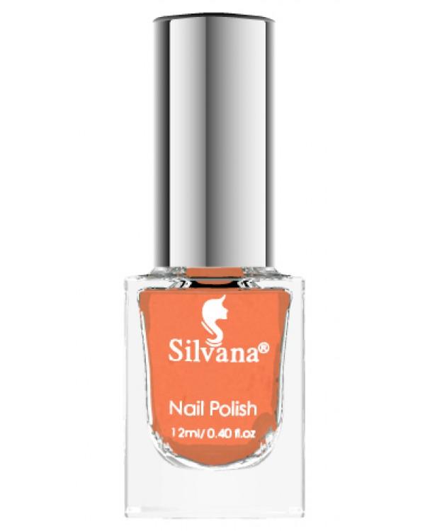 017 Silvana лак для ногтей 12ml 6шт