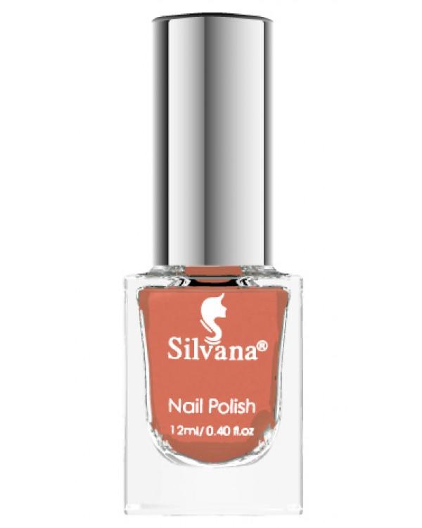 018 Silvana лак для ногтей 12ml 6шт