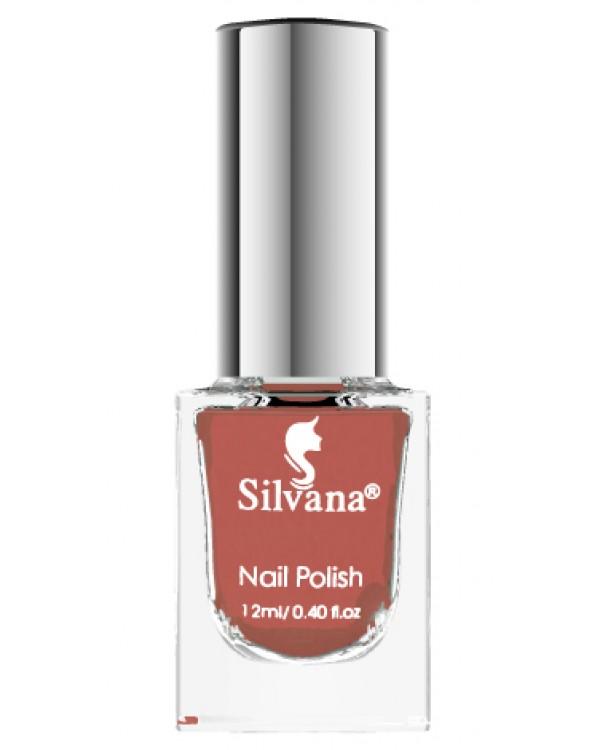 019 Silvana лак для ногтей 12ml 6шт