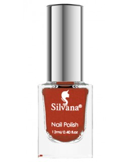 021 Silvana лак для ногтей 12ml 6шт