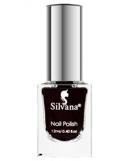 027 Silvana лак для ногтей 12ml 6шт