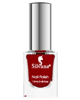 028 Silvana лак для ногтей 12ml 6шт
