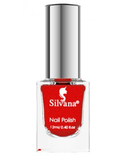 032 Silvana лак для ногтей 12ml 6шт