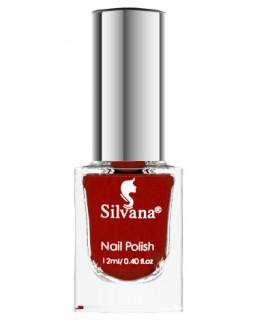033 Silvana лак для ногтей 12ml 6шт
