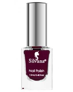035 Silvana лак для ногтей 12ml 6шт