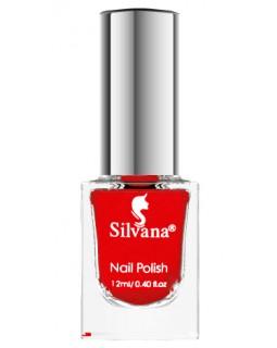 039 Silvana лак для ногтей 12ml 6шт