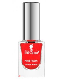 045 Silvana лак для ногтей 12ml 6шт