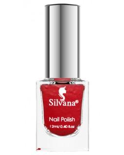 055 Silvana лак для ногтей 12ml 6шт