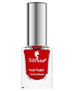 067 Silvana лак для ногтей 12ml 6шт