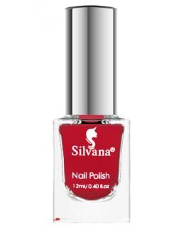 084 Silvana лак для ногтей 12ml 6шт