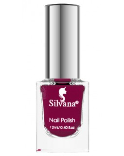 087 Silvana лак для ногтей 12ml 6шт
