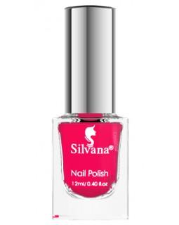 093 Silvana лак для ногтей 12ml 6шт
