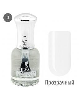 "Гель лак ""Silvana"" 12 ml 000"