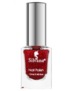 108 Silvana лак для ногтей 12ml 6шт