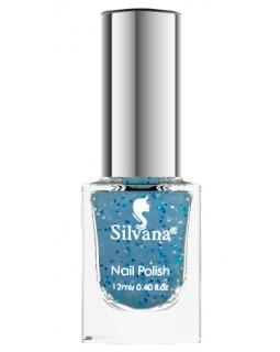 124 Silvana лак для ногтей 12ml 6шт