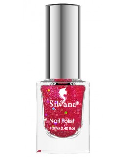 128 Silvana лак для ногтей 12ml 6шт
