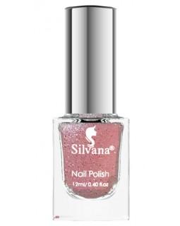 136 Silvana лак для ногтей 12ml 6шт