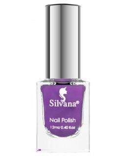 156 Silvana лак для ногтей 12ml 6шт