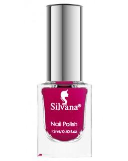 162 Silvana лак для ногтей 12ml 6шт