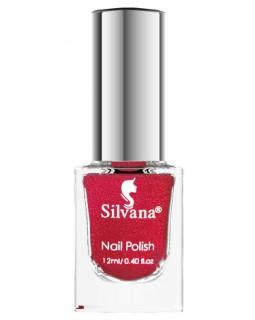 163 Silvana лак для ногтей 12ml 6шт