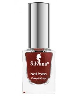 164 Silvana лак для ногтей 12ml 6шт