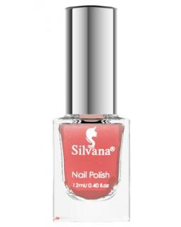 166 Silvana лак для ногтей 12ml 6шт