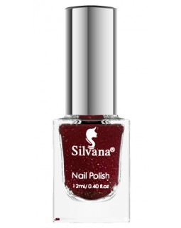 181 Silvana лак для ногтей 12ml 6шт