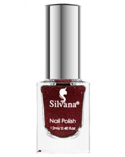182 Silvana лак для ногтей 12ml 6шт