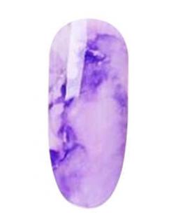 """Гель-лак для акварельного дизайна №04 """"фиолетовый"""""""