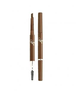 ES-412 Blond Brown Карандаш для бровей с щеточкой автоматический