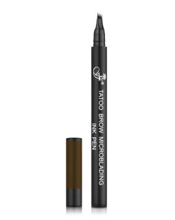 BR-143 Dark Brown Карандаш для микроблейдинга бровей