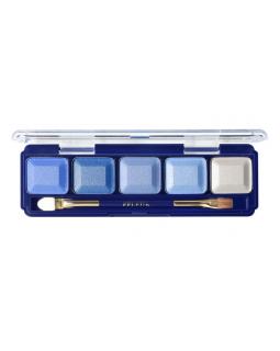 155-Е Тени для век палитра B (Blue 1)