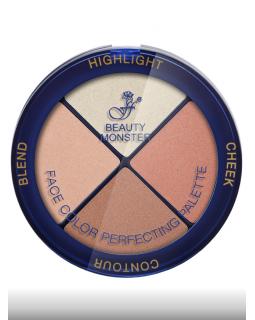 FC53 №3 Средство для макияжа 4в1 Beauty Monster (*6)