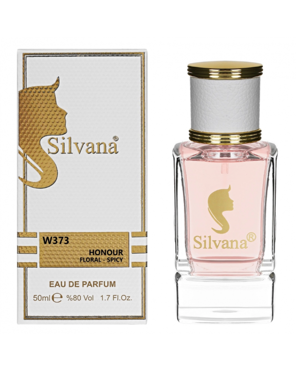 "433-W ""Silvana"" Парфюм ""GREEN TEA"" 50ml"