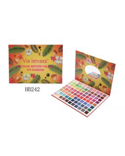 242 HB Тени для век 88 цветов