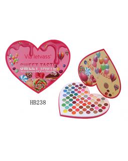 238 HB Тени для век 65 цветов