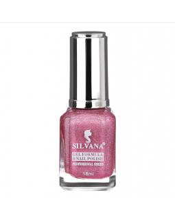 004 Гибридный гель лак  Шиммер: цвет Розовый закат