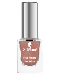 204 Silvana лак для ногтей 12ml 6шт