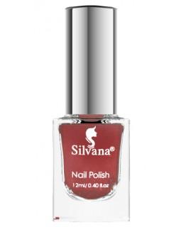 207 Silvana лак для ногтей 12ml 6шт