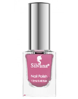 208 Silvana лак для ногтей 12ml 6шт