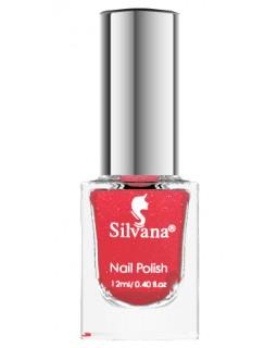 211 Silvana лак для ногтей 12ml 6шт